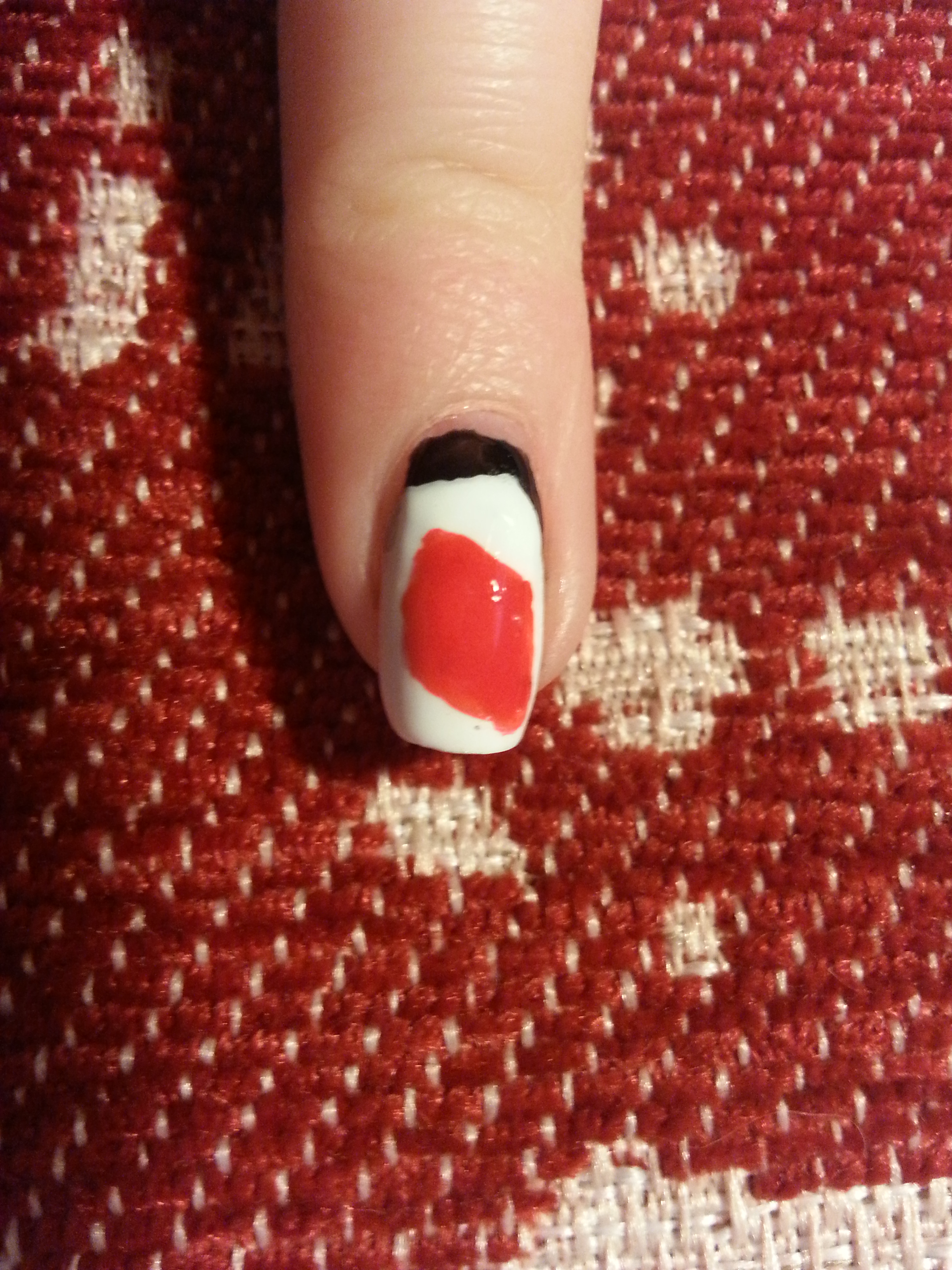 All In – Playing Cards Inspired Nails | Purely Polished