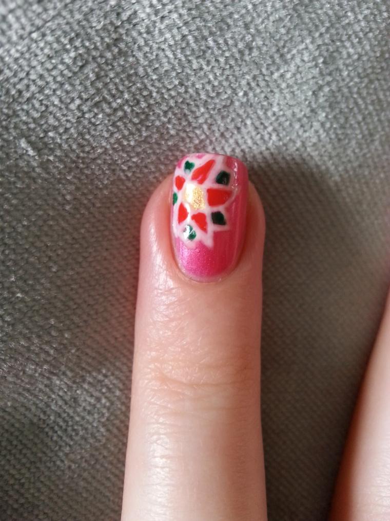 pink-poinsettia-nail-art-pen-manicure-2